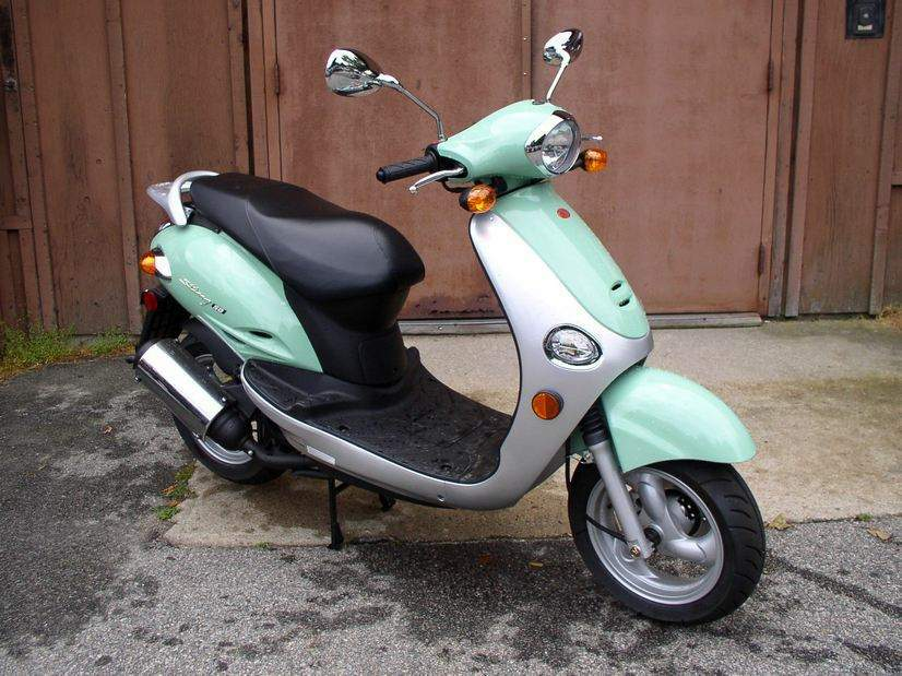 KYMCO Kymco YUP 50 / Sting technical specifications